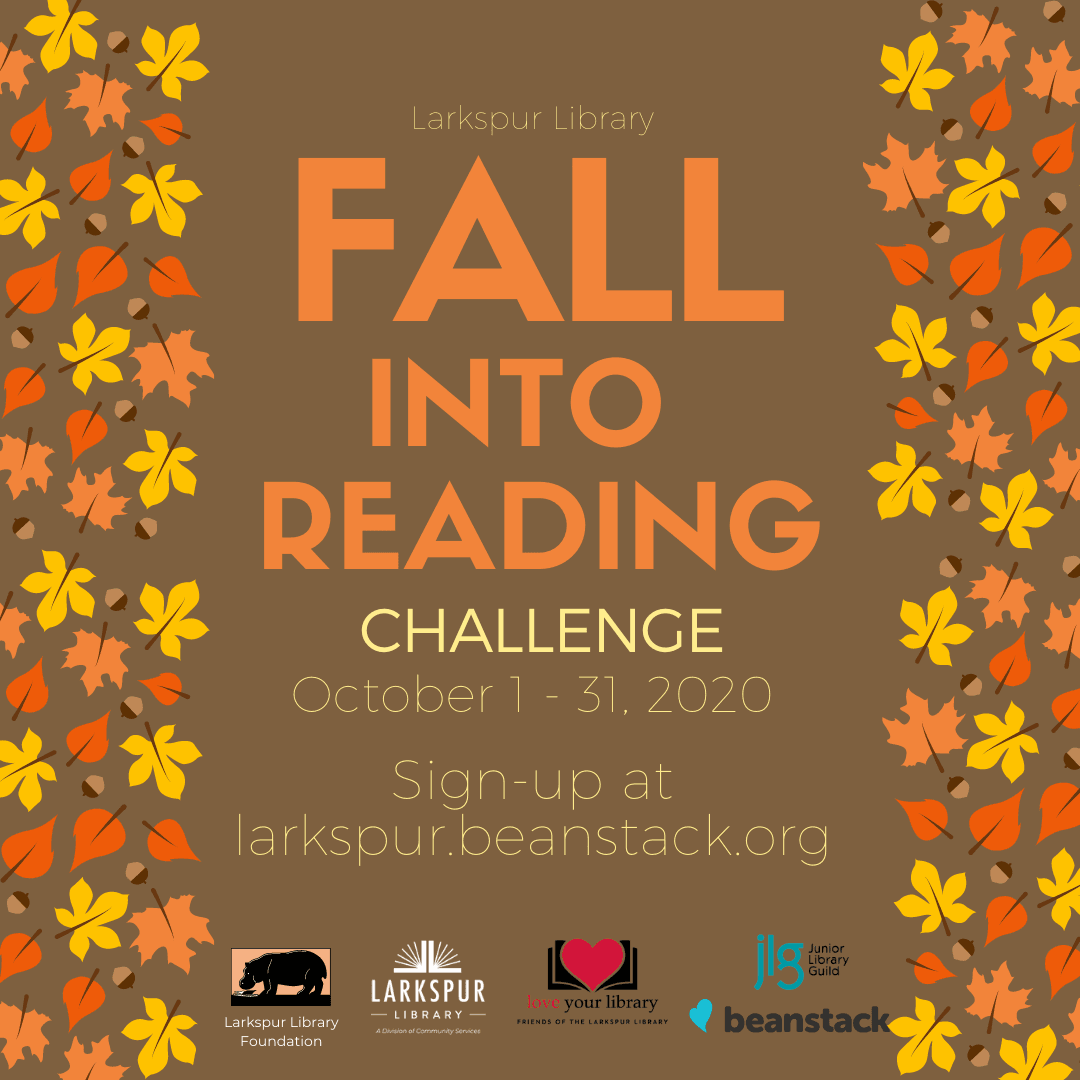 Fall into Reading Challenge