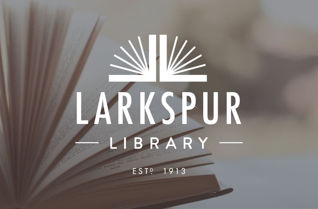 Larkspur Library Card Opens in new window